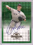 david cone 1998 donruss auto autograph