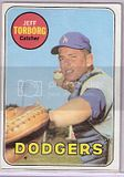 jeff torborg 1969 topps 353